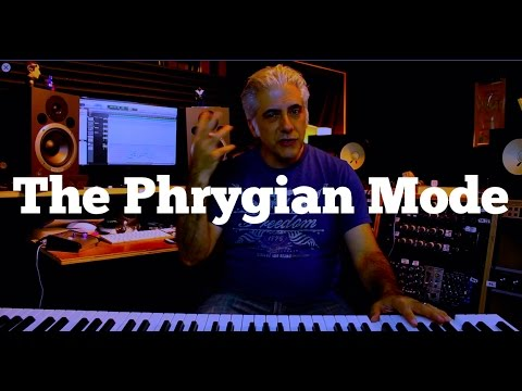 Film Scoring 101 - The Phrygian Mode