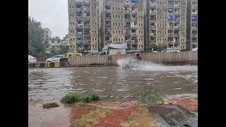 Rainfall in Mumbai continues, causes water-logging at several places