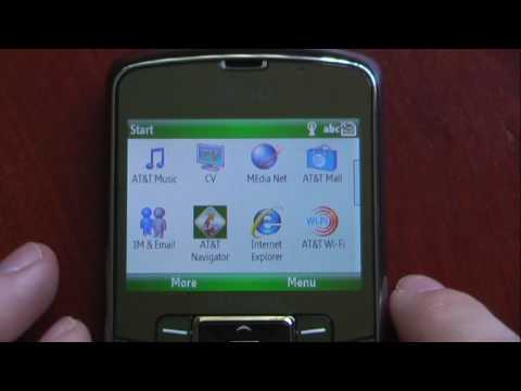 Samsung Jack (i637) Software Tour | Pocketnow
