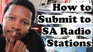 How To Submit Music to South African Radio Stations