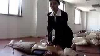 cabin attendants emergency examination