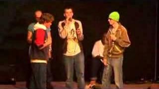 Tom Thum vs Roxorloops - 1/4 Final B - 1st Beatbox Battle World Championship