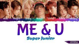 Super Junior - Me & U