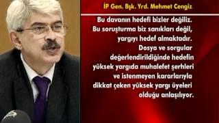 Ergenekon'da Yüksek Yargı Davası