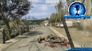Dying Light - Where to find Korek Machete (Secret Weapon)