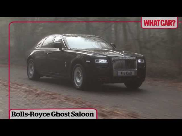 Rolls-Royce Ghost review - What Car?