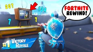 14 minutes 28 seconds of fortnite 2018...