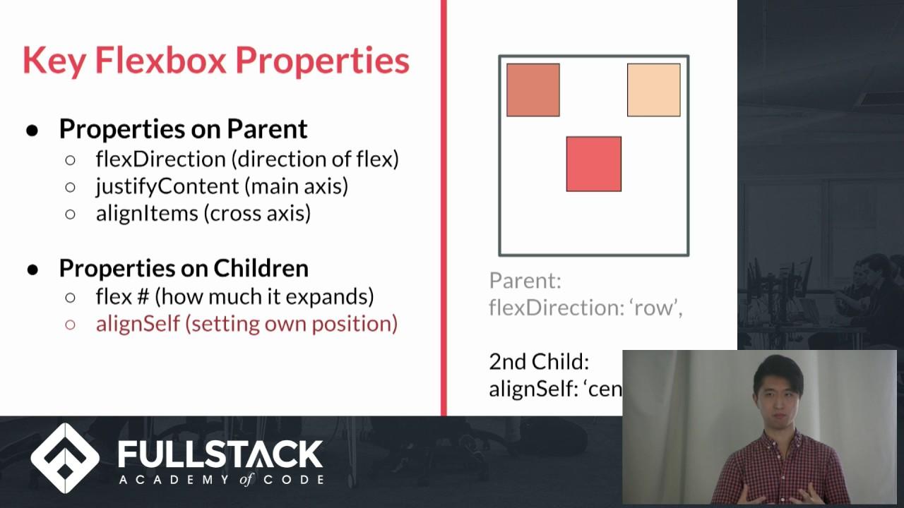 Flexbox Tutorial - Using Flexbox with React Native