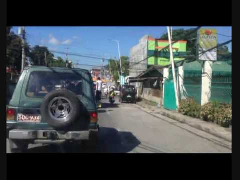 GLIMPSE OF INCREASING TRAFFIC IN TAGBILARAN BOHOL PHILIPPINES  A BRITISH EXPAT PHIIPPINES