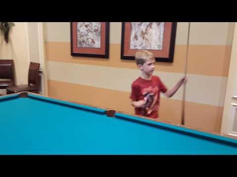 Keith billiards 2016