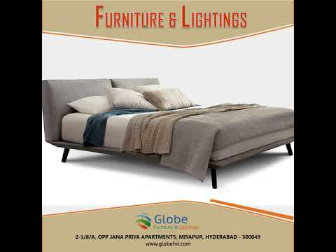 Globe furniture and lightings In Hyderabad