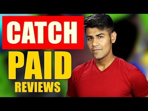 Watch This Before Buying A Smartphone !!! | How To Catch Paid Reviews ? |