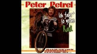 Peter Petrel - Ich Fahr So Gerne Rad