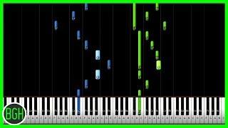 I. Dream - Main Theme (Sad Piano Song) Piano Tutorial