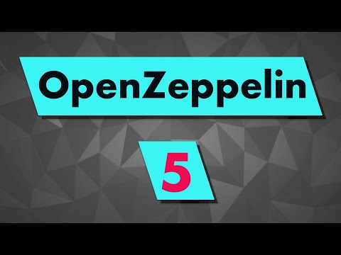 Create an ICO in Solidity with OpenZeppelin & Truffle