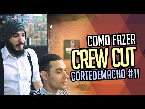 Crew Cut ou Corte Militar - CORTEDEMACHO #11