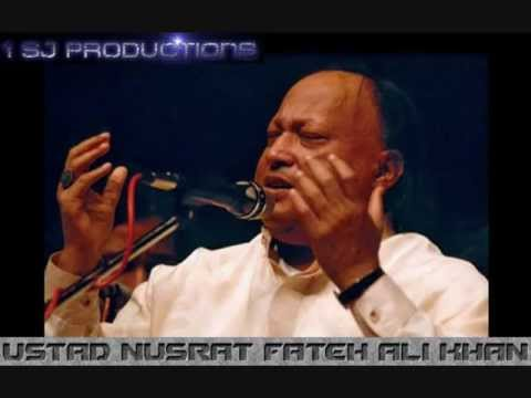 nusrat fateh ali khan remix mp3 download 320kbps