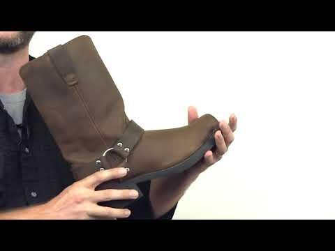 Produktvideo Durango Boots DB594 D HARNESS Distressed Brown [HD]