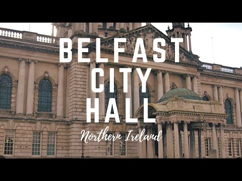 CITY HALL BELFAST - A Tour of Belfast City Hall - The Centre Point of Belfast Northern Ireland