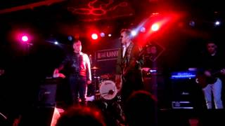 The Undertones 'Wrong Way' @ The Nerve Centre 23rd November 2012