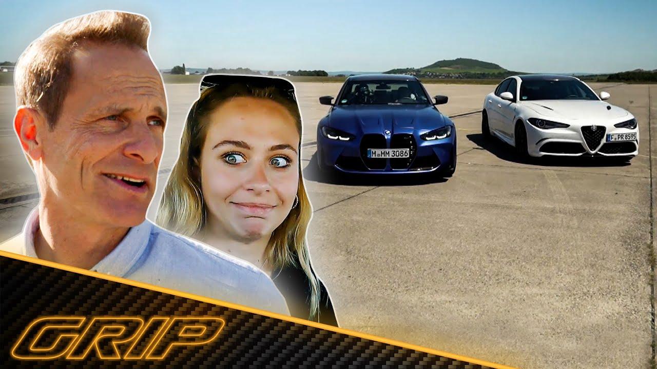 Download Das Duell der 500-PS-Power-Limousinen! 🔥😎 I GRIP