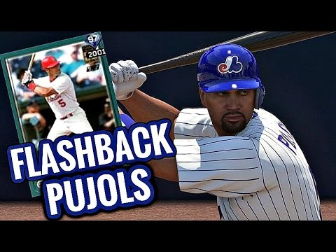 MLB The Show 16 - FLASHBACK ALBERT PUJOLS IS ON THE SQUAD!!! - Diamond Dynasty #26