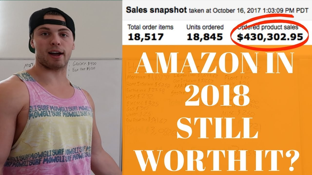 what to sell on amazon 2018
