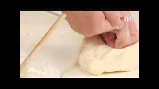 Тесто дрожжевое для лепёшек из муки и манки - манных лепёшек / Илья Лазерсон / Мировой повар