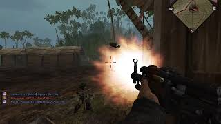 Let's play Battlefield Vietnam part 22: Defend of Ho Chi Minh Trail (1970)