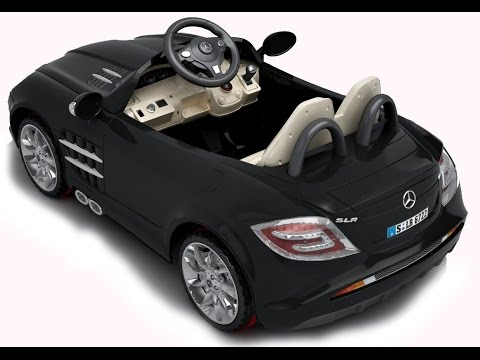 mercedes voitures jouets pour les enfants mercedes voitures enfourcher youtube. Black Bedroom Furniture Sets. Home Design Ideas
