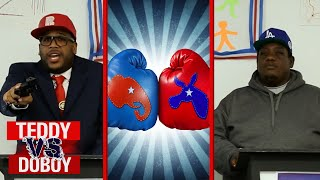 The Great Debate Challenge | Teddy vs. DoBoy