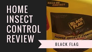 Black Flag Extreme Home Insect Control Review