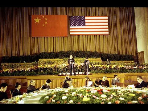 Alan Greenspan on U.S.-China Economic Relations: History, Tr