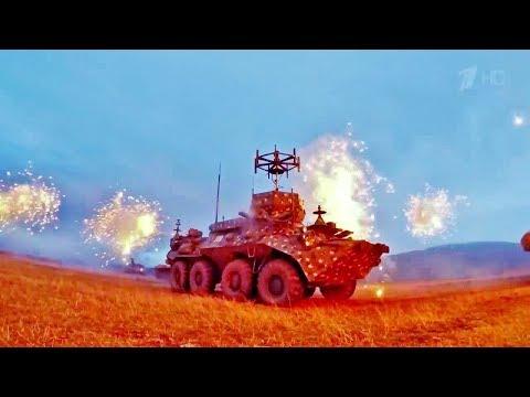 102-ая российская база в Армении. РБ-531Б «ИНФАУНА»/102nd Russian Base In Armenia.RB-531B INFAUNA