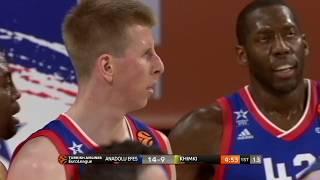 EuroLeague 27. Hafta: Anadolu Efes - Khimki