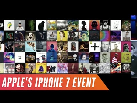 Apple's iPhone 7 event in 9 minutes