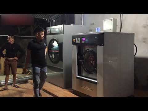 Mua máy giặt công nghiệp để mở tiệm giặt cần bao nhiêu vốn?