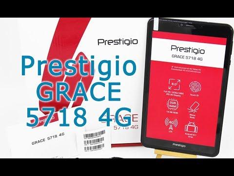 Обзор Prestigio GRACE 5718 4G