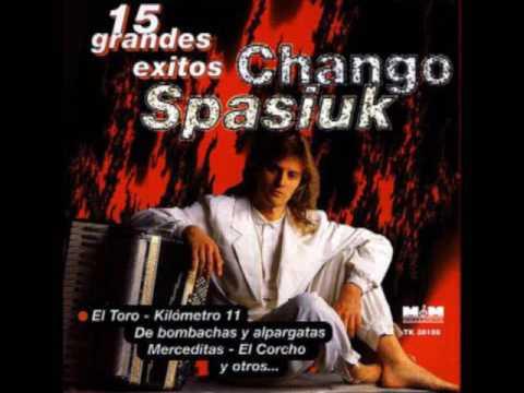 Chango Spasiuk -