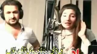 Rahim Shah And Gul Panra Pashto New Song 2012(Mena Mena pa de dunya jannat de)