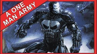 A One Man Army | The Punisher #219