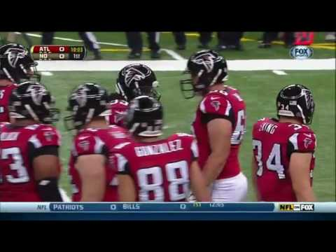 2013 Week 1  - Falcons @ Saints