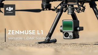 DJI - Introducing the Zenmuse L1