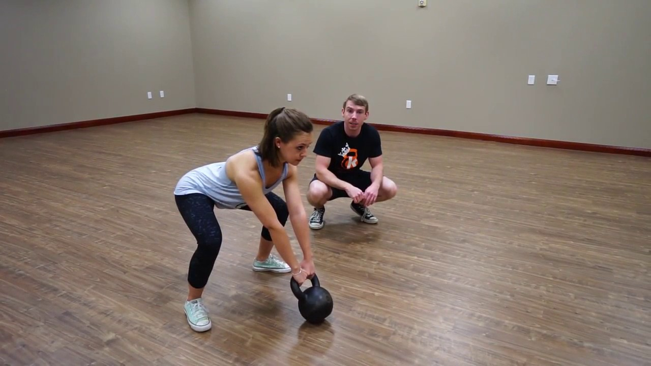 Kettlebells For Power Lifting Part 3: Improving Deadlift With