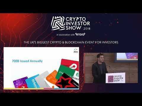Zeex | KR1 Stage | Crypto Investor Show