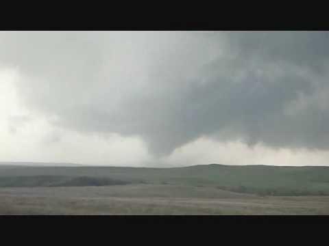 Satellite Tornado in Faith, South Dakota -- Will Simmons