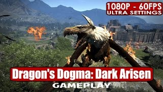 Dragons Dogma Dark Arisen gameplay PC HD [1080p/60fps]