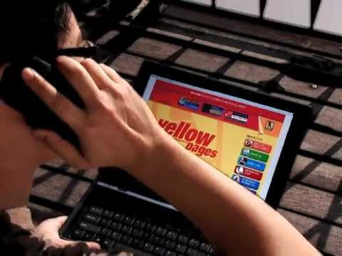 Malaysia Yellow Pages Product Video 2009