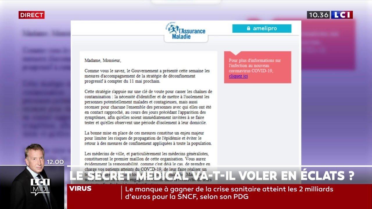 Download Les médecins rémunérés pour signaler les malades du Covid ?