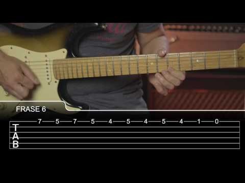 Misirlou from Pulp Fiction on guitar Cover with TABS play along | Guitarraviva